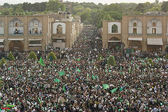Iran protests for the 5th straight day #iranelection von