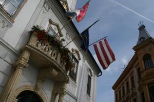 Rathaus von Varazdin