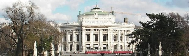 Burgtheater Vienna by City.Map-at, downloaded from Flickr 24/11/2010