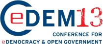 Call For Papers Conference for E-Democracy and Open Government 2013