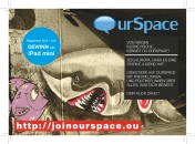 Flyer OurSpace zum Download