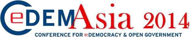 CeDEM Asia Logo