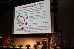 Challenges facing ICT